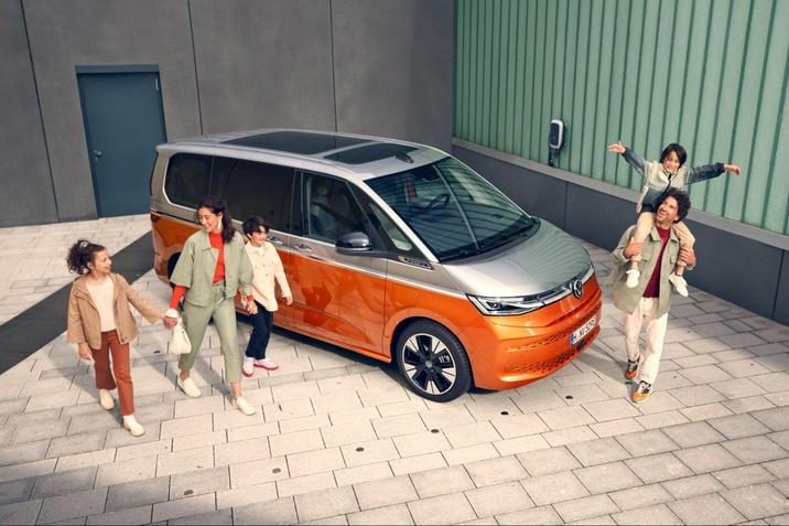 Volkswagen Haszonjárművek T7 Multivan